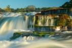 Água sobre tela. Salto Augusto. Foto: Zig Koch/WWF Brasil.