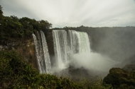 Salto do Utiariti, rio Papagaio. Foto: Thiago Foresti.
