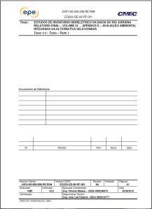 Relatório Diagnóstico Sócioambiental - Volume 1