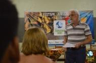 Ivo Poletto, da Campanha Nacional Energia para a Vida. Foto de Dafne Spolti.