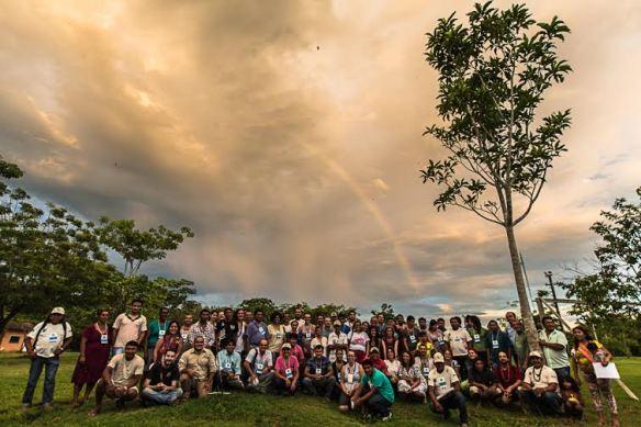 I Festival Juruena Vivo. Fazenda São Nicolau. Cotriguaçu. Foto de Thiago Foresti.