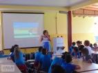 Exibição de vídeos e roda de conversa. Foto: Fabiano da Matta/OPAN