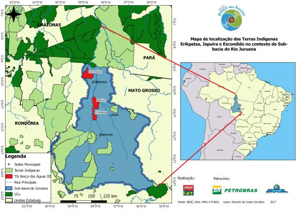 Mapa Berço III